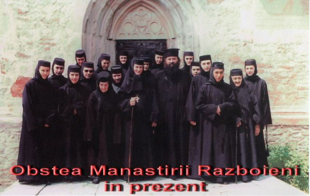 You are browsing images from the article: Manastirea Razboieni